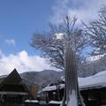 写真: JR九頭竜湖駅:雪国ローカル線07