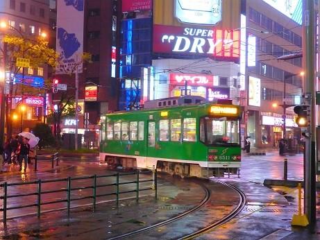 札幌~市電