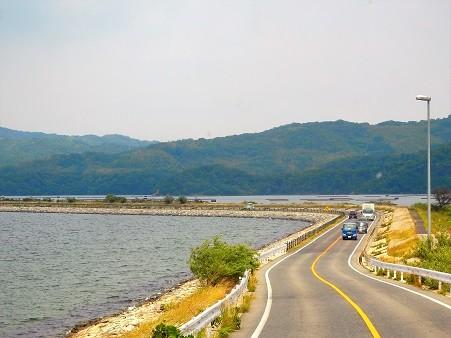 米子空港から松江へ