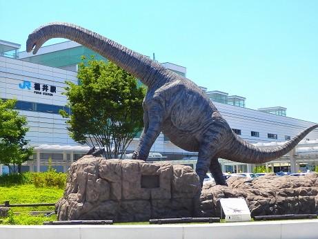 福井~恐竜^^
