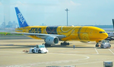 STAR WARS 羽田空港