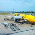 写真: ANA STAR WARS~福岡空港