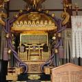写真: 日本一のお神輿