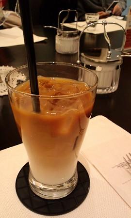 アイスカフェオレ@Mon chouchou with TRAVEL CAFE