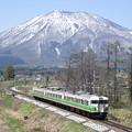 Photos: しなの鉄道115系旧信州色