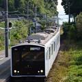 Photos: 通過列車