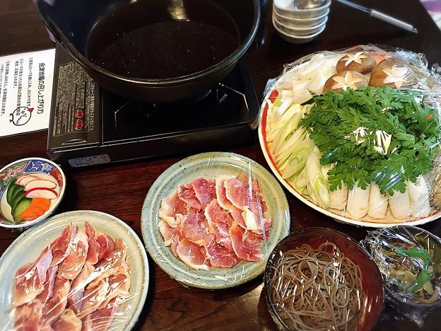 会津地鶏の鍋