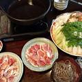 写真: 会津地鶏の鍋