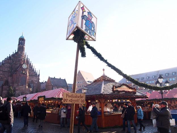 クリスマスマーケット1