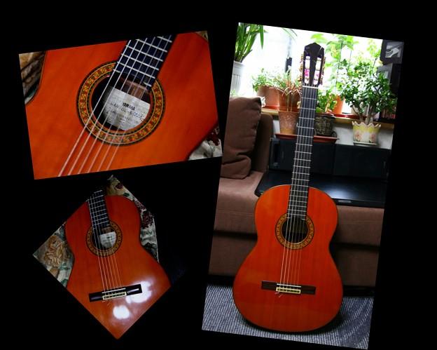 1970年製のギター  YAMAHA・GC-5