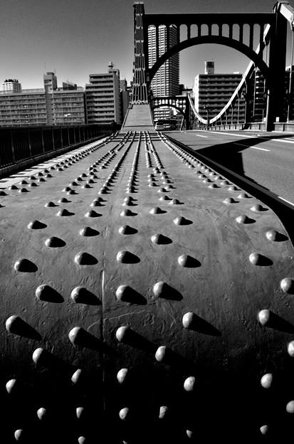 リベットII「清洲橋」