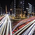 写真: 札の辻交差点