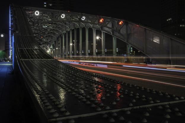 写真: 永代橋