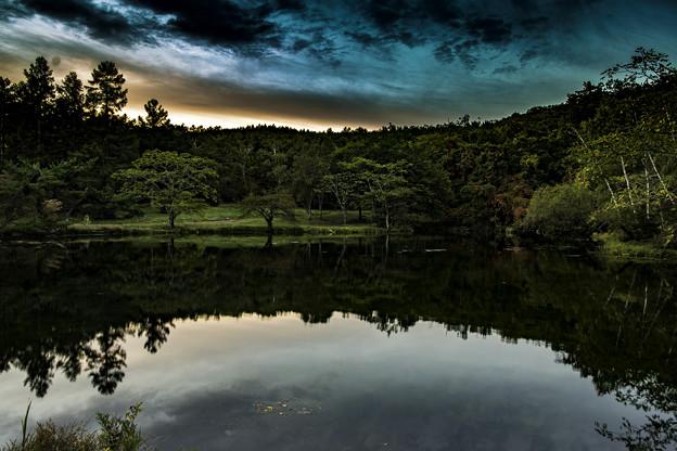黎明2「駒出池」