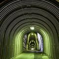 写真: 向山トンネル