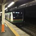 E233系1000番 上野東京ライン 熱海駅
