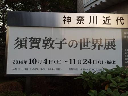 20141122 ブログ須賀敦子展4