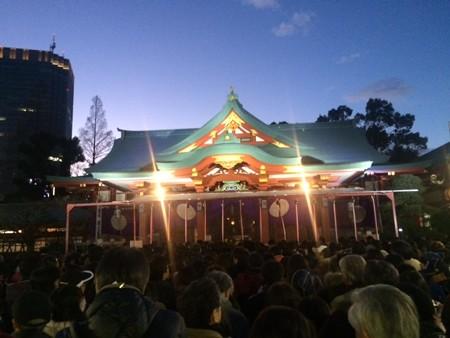 20150105 日枝神社1
