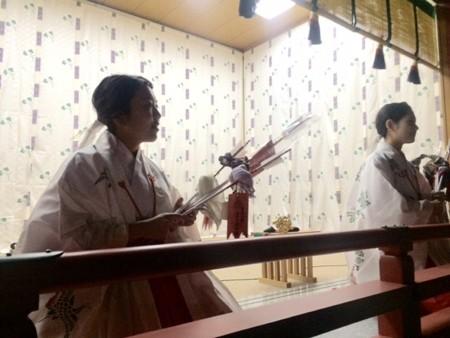 20150105 日枝神社2
