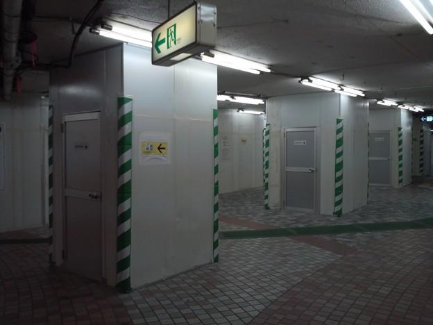 地下鉄上野駅の迷宮感2