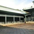 湯島聖堂 西廡(西廻廊、重文)