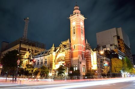 横浜市開港記念館(ジャックの塔)