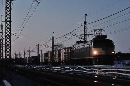 EF6626夜明け前のゼロロク