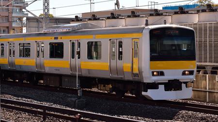 E231系500番台A520黄色い山手線