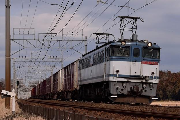 EF652068牽引鹿島貨物1094レ