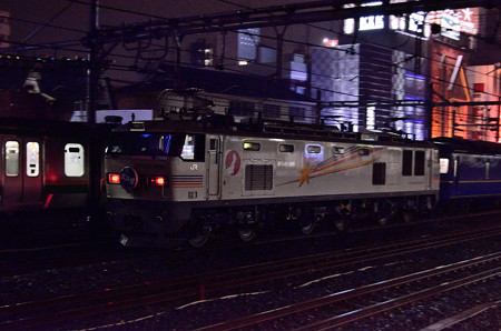 EF510-509推回1レ