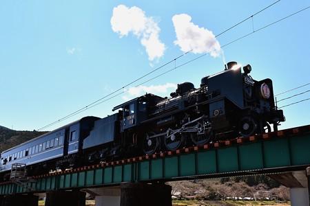 青空とC56 44