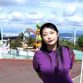 写真: Amusement park in the sky