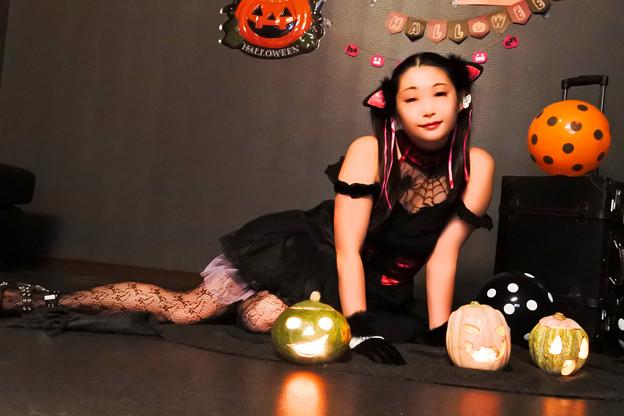 Halloween break