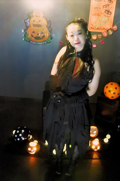 写真: witch