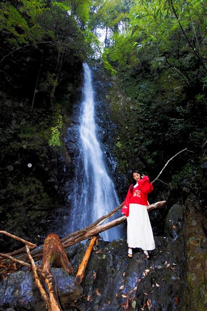Five Light Waterfalls