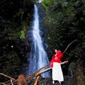 写真: Five Light Waterfalls
