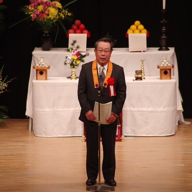 埼玉教区壇信徒会会長