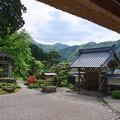 Photos: 枯山水(山門側)