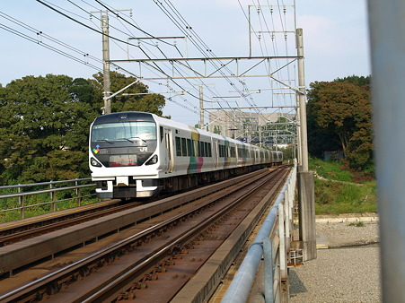 E257系中央本線(浅川)