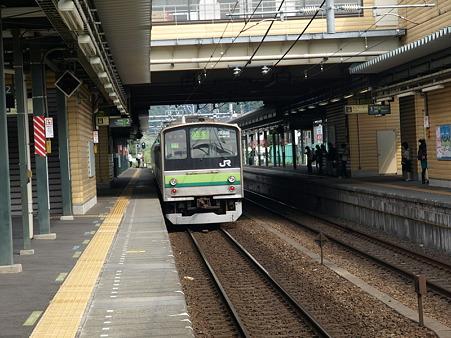 横浜線205系H14編成(相原駅)3