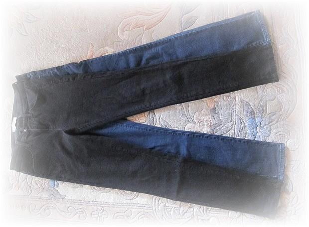 買ってみた2本のジーンズ