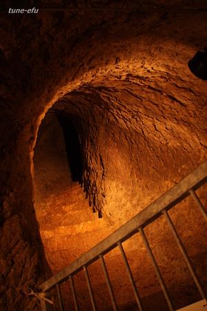 開かずの階段
