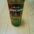 Photos: ジェムソンの限定ボトル。津田沼のマルエツで普通に売ってた。もうな...