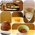 写真: うず汐_梅ジュース&前菜