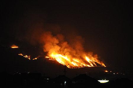 若草山山焼き