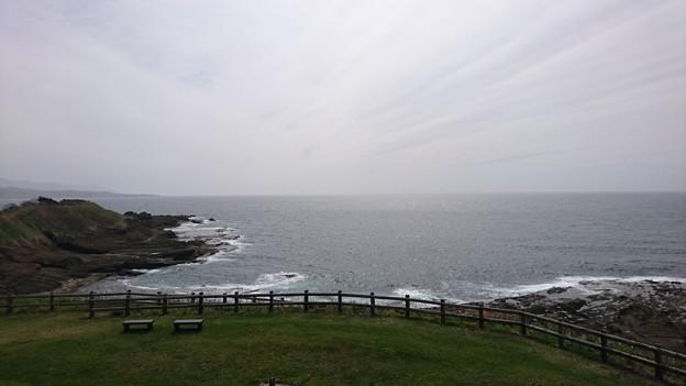 かもめ島から見た景色