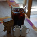 写真: たさんきさんアイスコーヒー