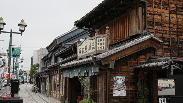 写真) 大谷資料館と栃木 蔵の街散策 - 写真&出来事♪