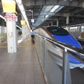 Photos: E7系F7編成(12両編成)富山始発つるぎ71?号金沢行き-0