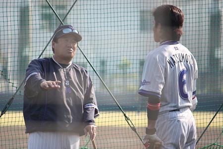 杉村コーチ 松本啓二郎